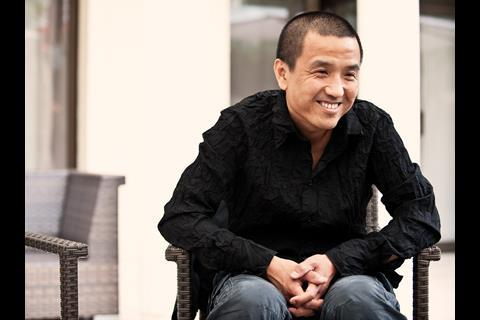 Director Lou Ye (Spring Fever)
